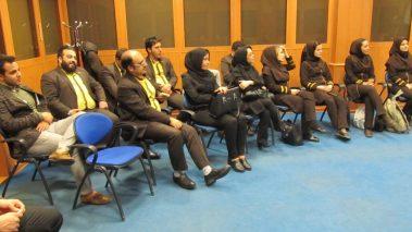 اولین دورهمی سال ۹۵ دفتر تهران