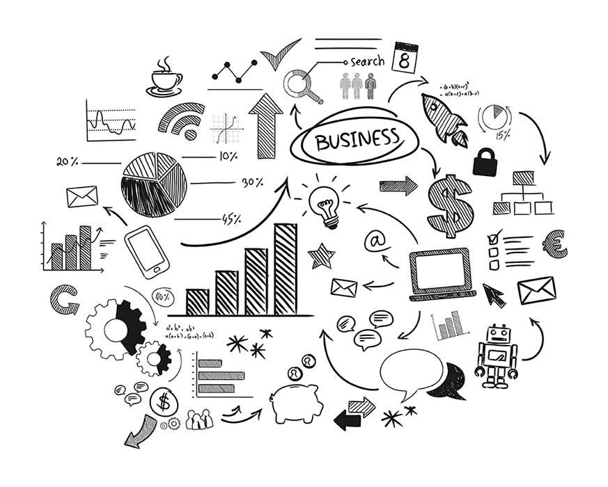 bussines محک طعم جدیدی از حسابداری (نرم افزار حسابداری فروشگاهی،نرم افزار حسابداری شرکتی،نرم افزار حسابداری تولیدی)