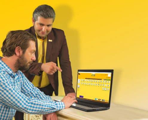 تضمین کسب و کار شما با نرم افزار حسابداری محک