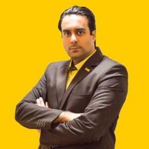 آقای ابوالفضل حسین زاده-هیئت مدیره گروه نرم افزاری محک