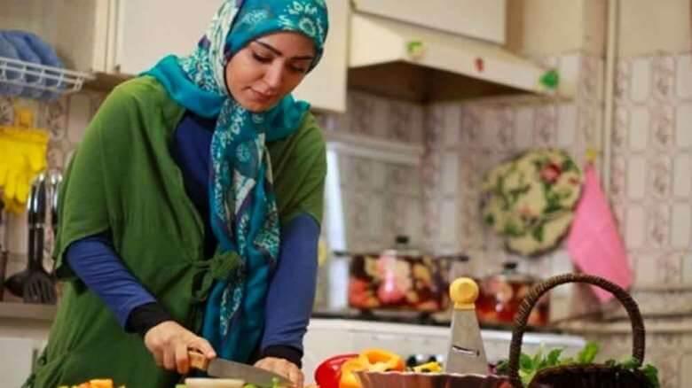زن خانهدار بیکار نیست،