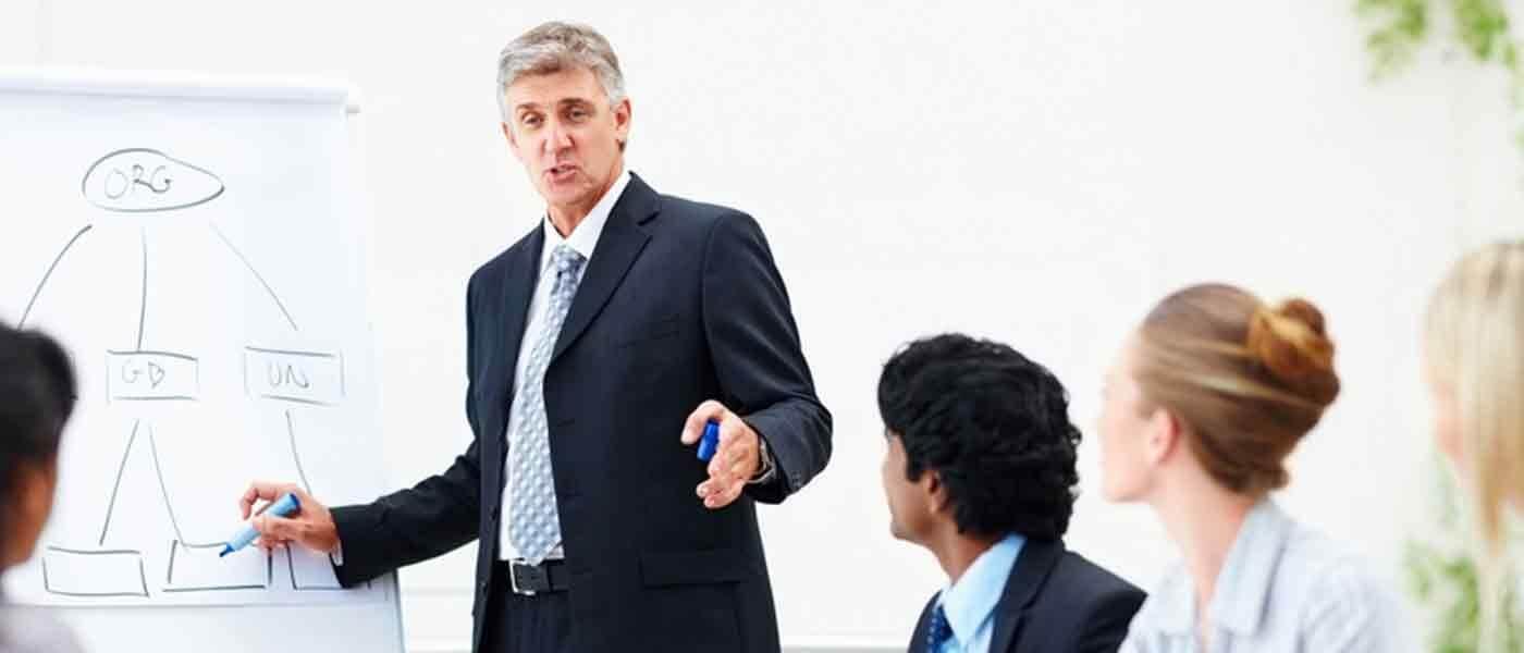 مدیر فروش به عنوان هماهنگ کننده