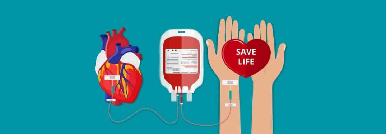 روزجهانی اهدای خون روزی برای نجات زندگی انسانها!