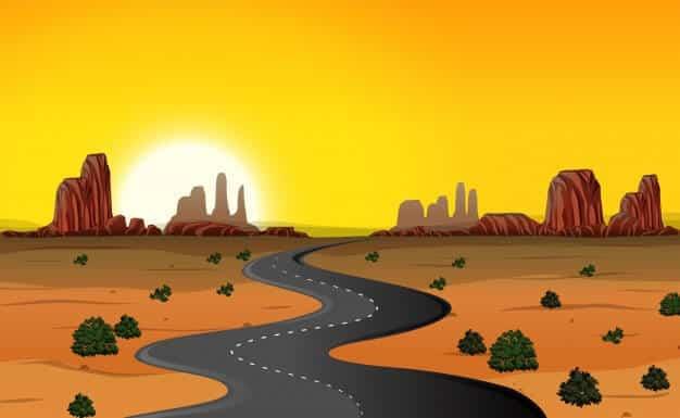 بیابان زایی(Desertification) چیست و چگونه اتفاق می افتد؟