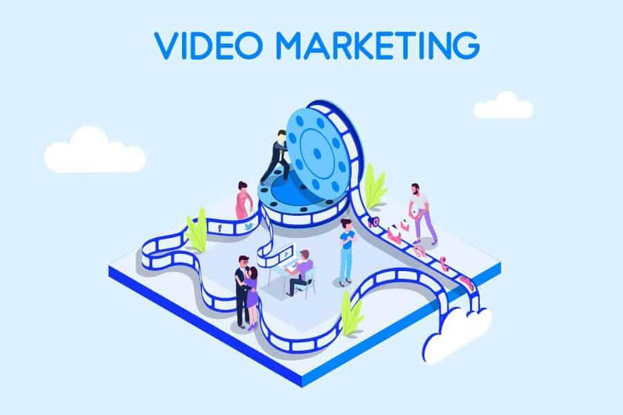 روش های بازاریابی ویدئویی