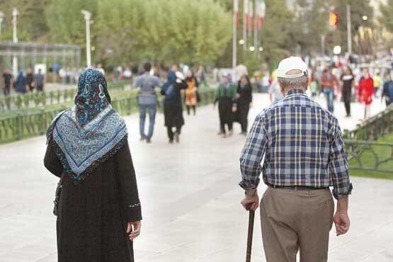 سالمندی و سالمندان در ایران