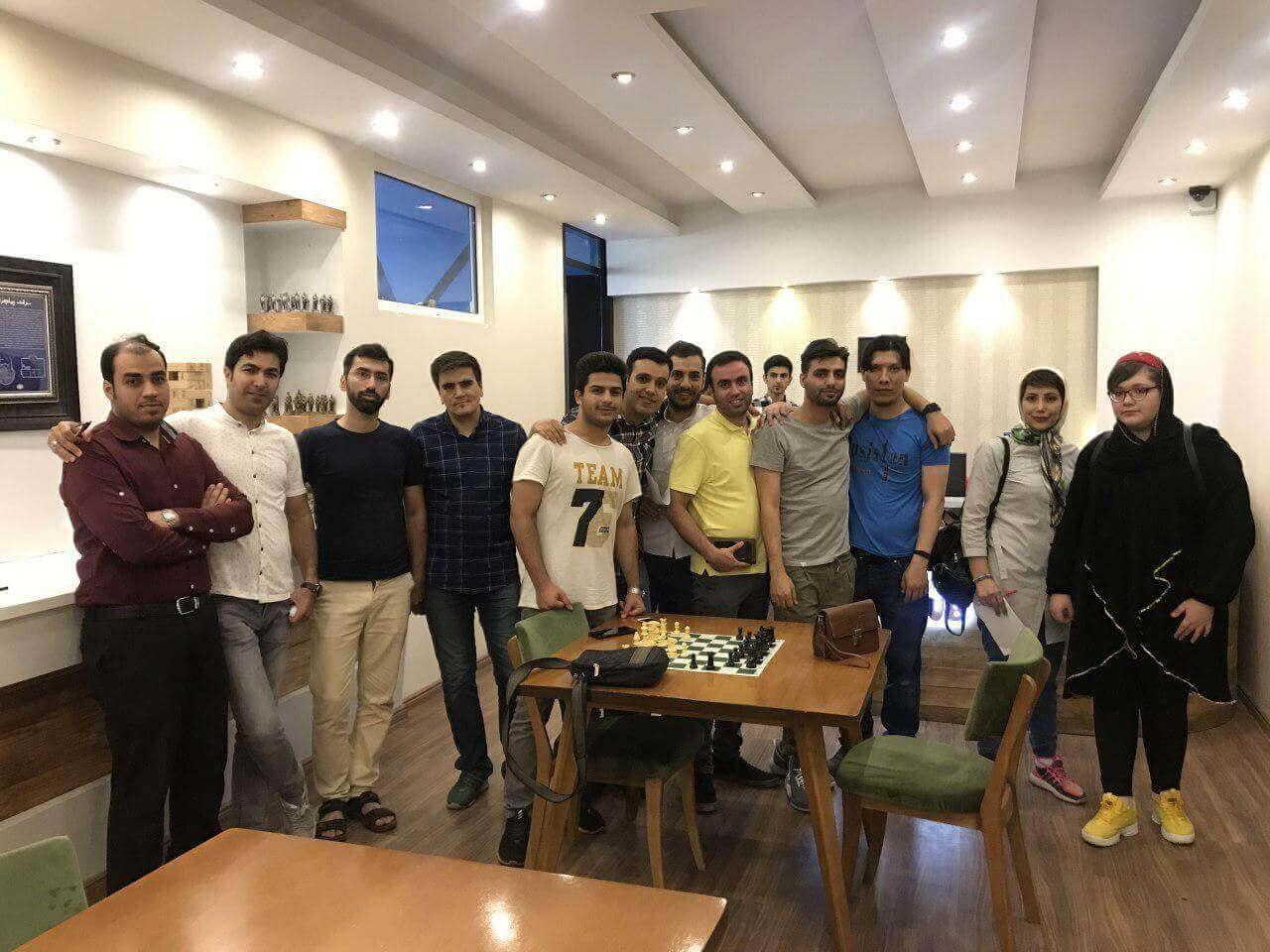 فوق برنامه مرداد -دفتر مشهد