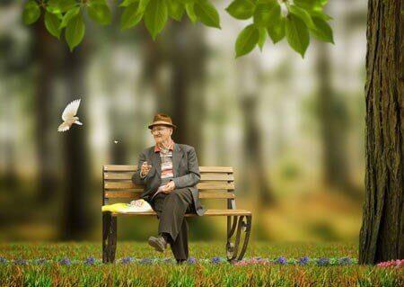 انتخاب روزی برای سالمندان beytoote.com