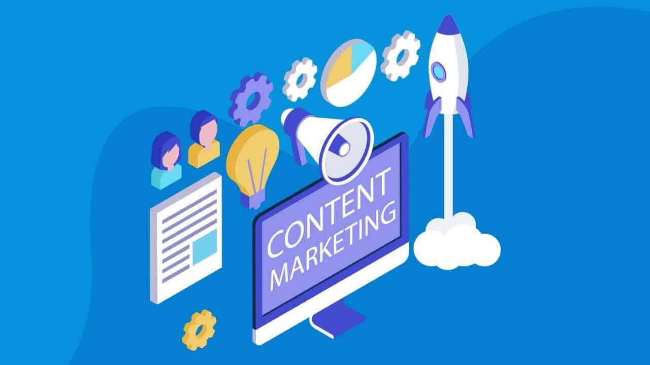 منظور از بازاریابی محتوا چیست؟