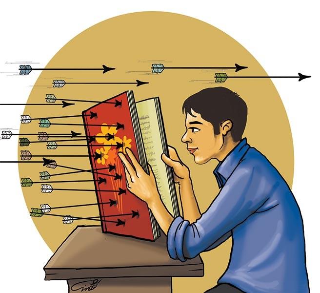 کتاب و پیشرفت