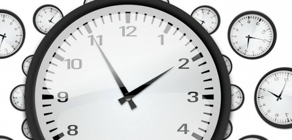 زمان سنجی متقاضی استخدام
