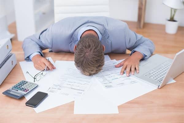 اشتباههای رایج حسابداری