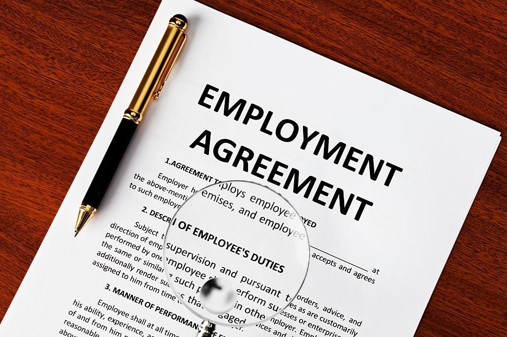در مورد قرارداد کاری چه می دانید؟ 3