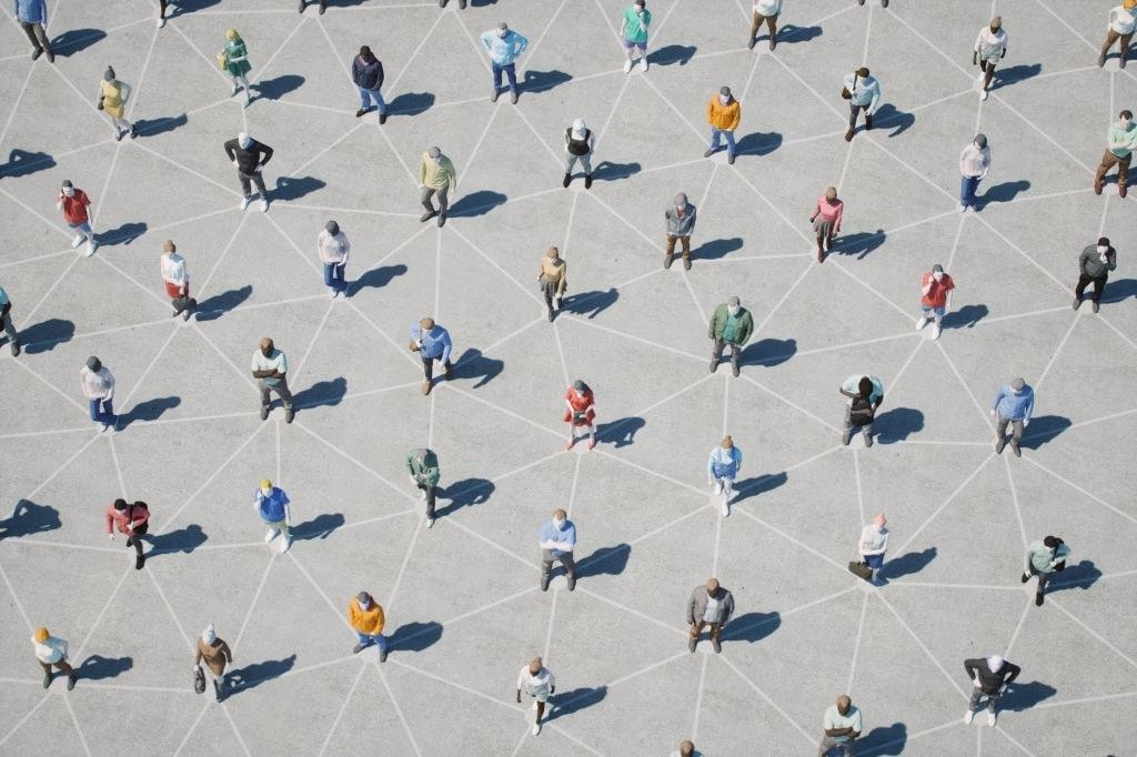 منابع انسانی - شبکه انسان ها