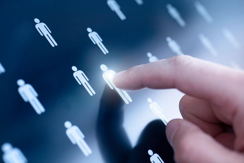 منابع انسانی - شبکه انسان های روی صفحه