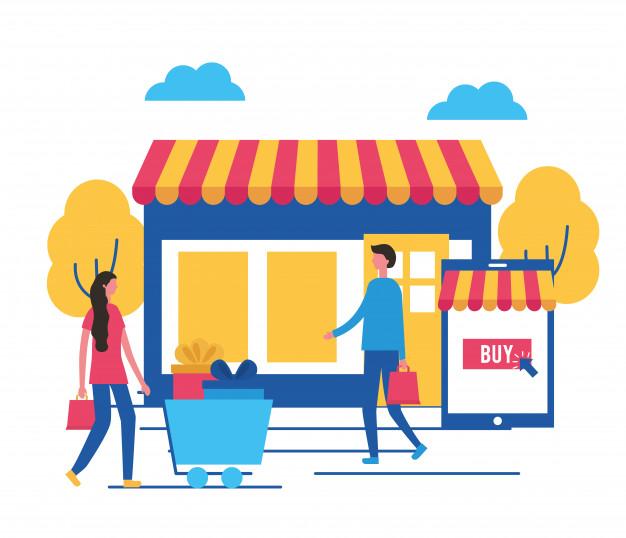 بازاریابی برای فروشگاه