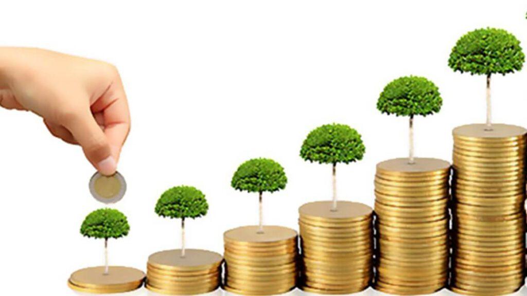 . میتوانید با روش های پس انداز ، پول خود را رشد دهید.