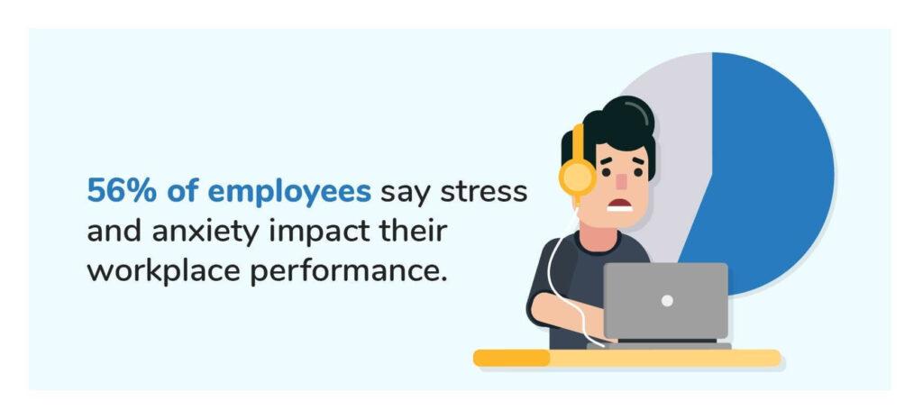 نشانه های استرس شغلی