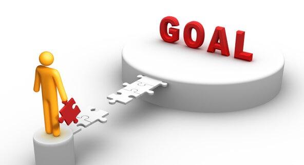 بررسی کنید که آیا اهداف شما دست یافتنی هستند؟-هدف چینی