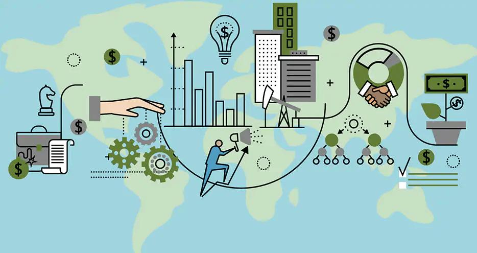جهانی شدن در استاندارد های حسابداری