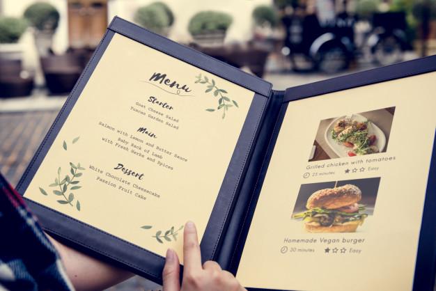 منوی رستوران را متناسب با فصل، تغییر دهید-برای مدیریت رستوران