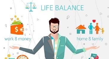 تعادل کار و زندگی چیست؟