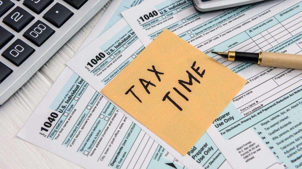 زمان واریز مالیات حقوق