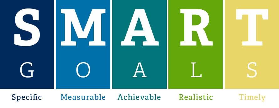 چرا باید از اهداف SMART استفاده کنم؟