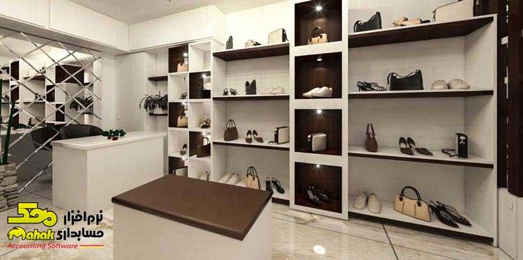 چیدمان مغازه کیف و کفش شما چگونه است؟