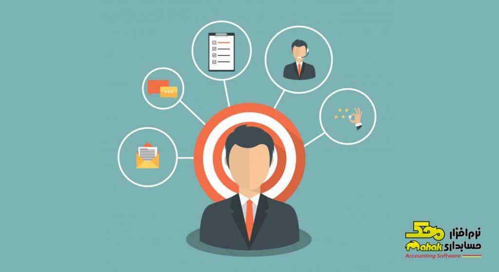چگونه با مشتری تعامل کنیم؟