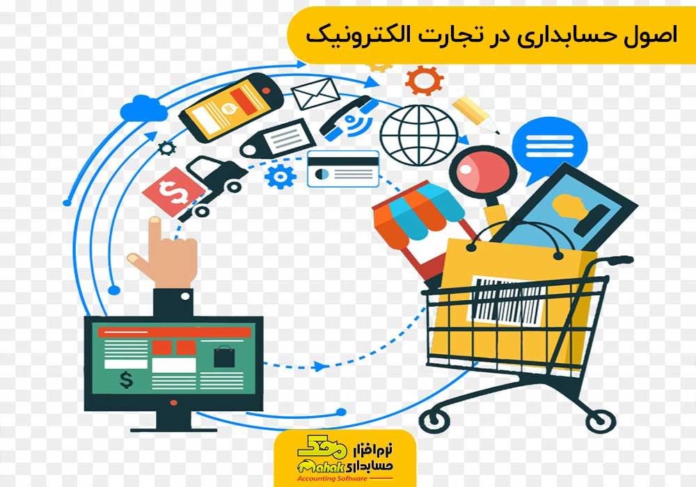 اصول حسابداری در تجارت الکترونیک