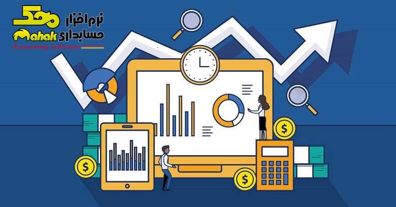 امکانات کدینگ حسابداری شرکت تولیدی