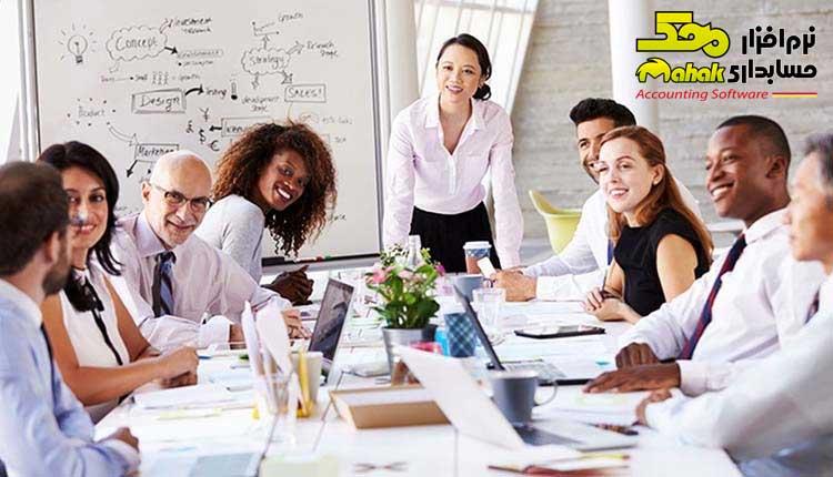 تیم حسابداری حرفهای