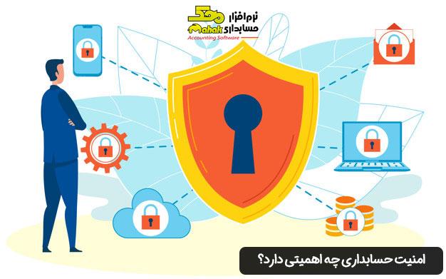 امنیت حسابداری چه اهمیتی دارد؟