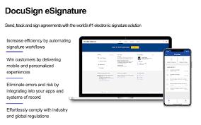 -این ابزار کارآمدِ امضای الکترونیکی با تسریع روند کار، شیوه انجام کارها را بهکلی تغییر میدهدDocuSign