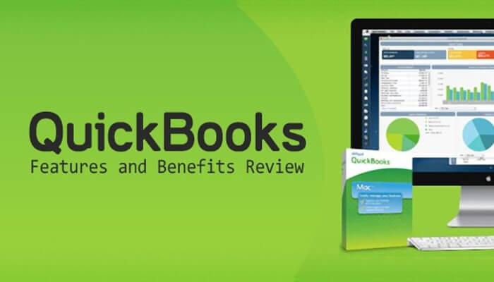 بهترین نرم افزار کترینگ با نام Quickbooks