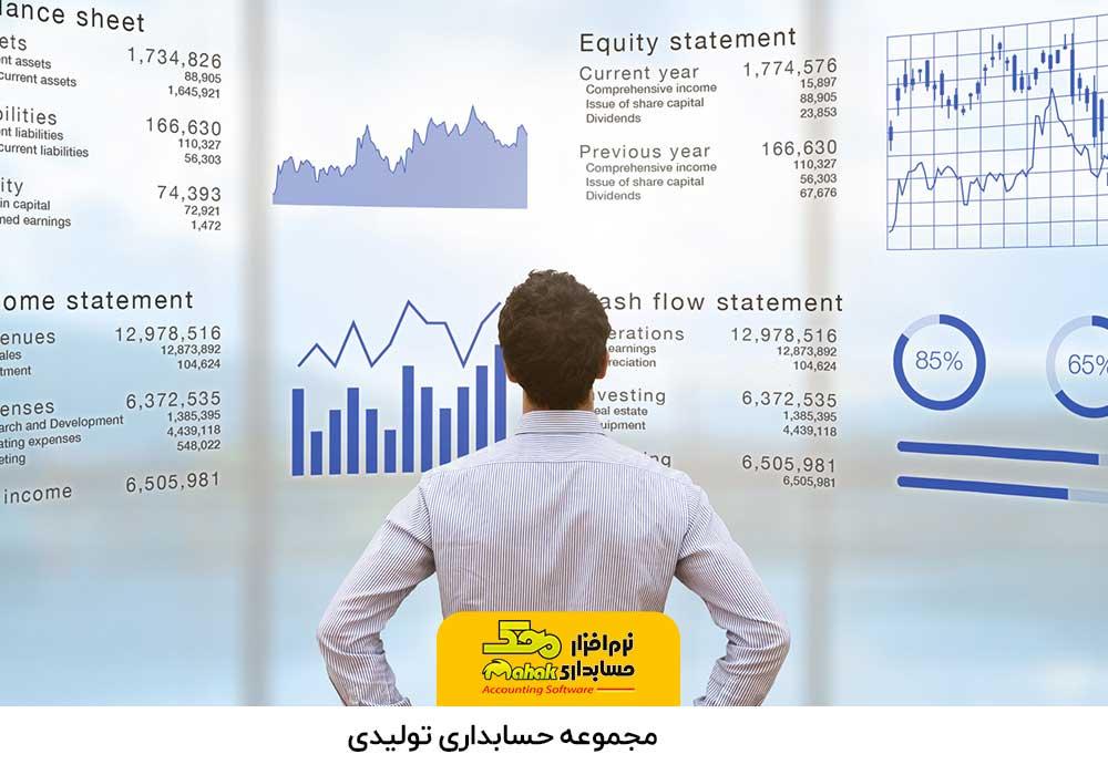 مجموعه حسابداری تولیدی